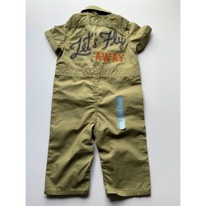 Baby Gap Let's Fly Away Jumpsuit